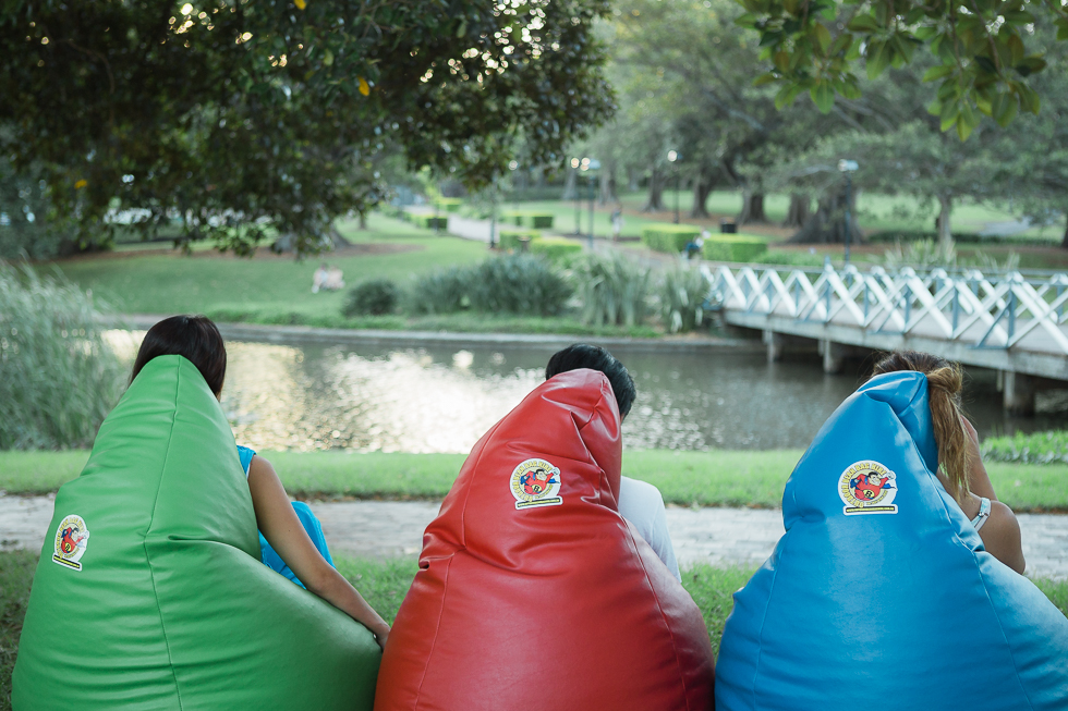 Bean Bag Hire Sydney - Corporate Planning Days