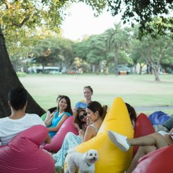Bean Bag Hire Sydney - Event Planning